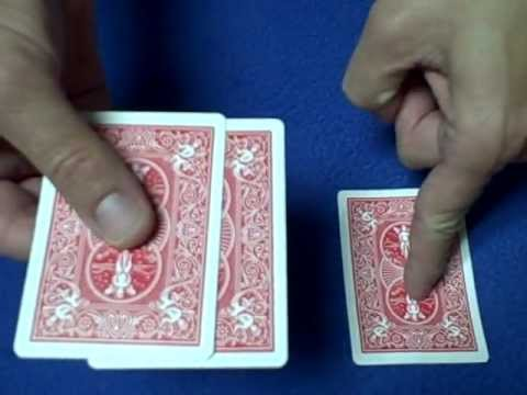 Best Card Tricks - Cross Dresser Monte Card Trick