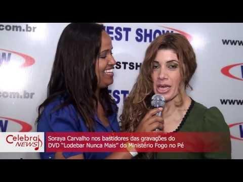 Leandra Nascimento l Gravação DVD FNP l Celebrai News (2013)