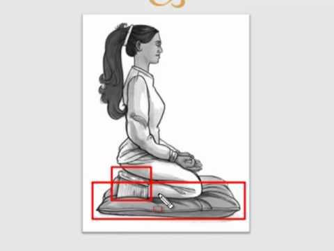 Уроки медитации для начинающих - видео