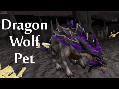 g Dragon Outfits Dragon Wolf Pet Outfit | 50