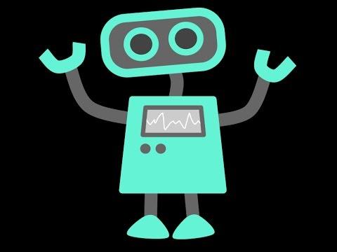 Human Hand Motion Copying Robo