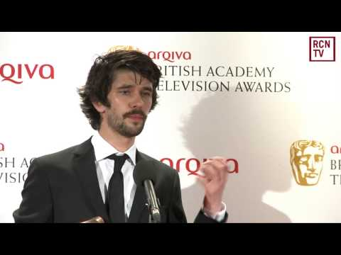 Ben Wishaw Interview - The Hollow Crown - BAFTA TV Awards 2013