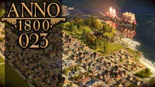 ANNO 1800 🏛 023: Kosten sparen mit Überschuss-Verarbeitung