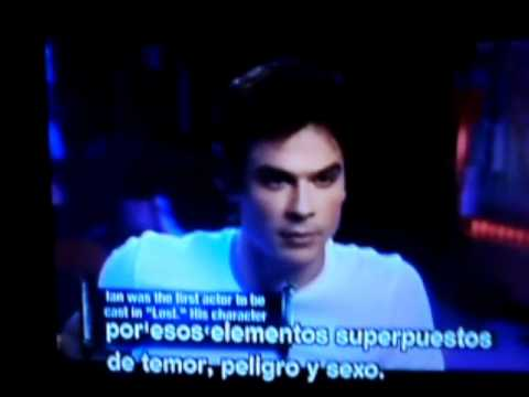 iansomerhalder & damon sexy beast( 3 mins with the best pics)