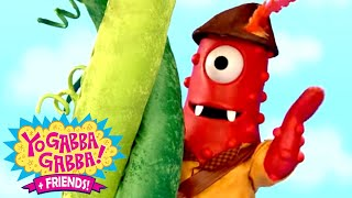 Yo Gabba Gabba 308 - Fairytale | Full Episodes HD | Season 3