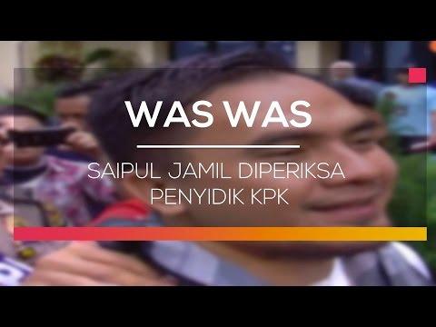 download lagu Saipul Jamil Diperiksa Penyidik KPK - Was Was gratis