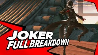 Smash Ultimate Predictions - Joker's Moves, Stages, Songs, and More!