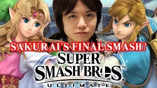 Super Smash Bros. Ultimate - Sakurai's Final Smash?