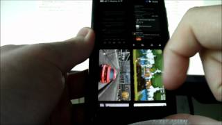 Multitasking on MeeGo 1.2 (Nokia N9)