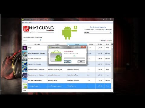 Real Apk Leecher Descarga aplicaciones android de google play a su pc en formato APK.