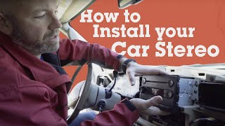 How To Install A Car Stereo | Crutchfield Video