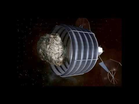 Asteroid Capture Mission! NASA Challenge to Capture Asteroids From Destroying Earth! Ideas