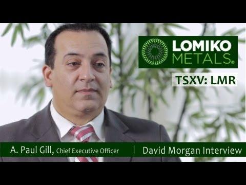 Lomiko Metals (TSXV: LMR) David Morgan Interviews Paul Gill