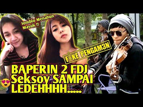 Download BAPERIN DJ CANTIK SAMPAI MELELEH !!! ADE KETAGIHAN KA - SINGING IN PUBLIC PRANK Mp4 baru