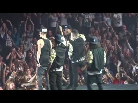 Justin Bieber Boyfriend Live Montreal 2012 Hd 1080p video