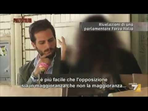 Rivelazioni di una gola profonda di Forza Italia su Renzi