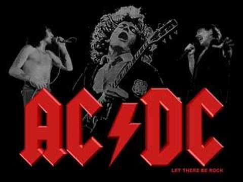 AC/DC - Shes My Babe