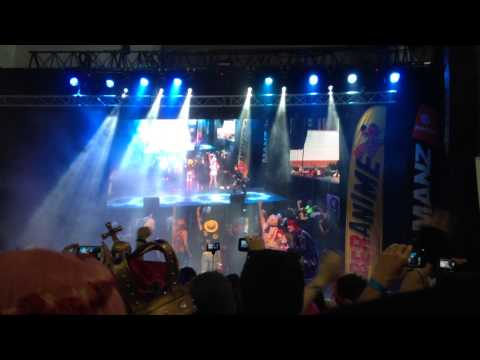 Hiroshi Kitadani - We Are - Concert At Iberanime LX 2015