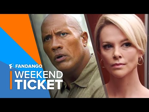 In Theaters Now: Jumanji: The Next Level, Bombshell, Richard Jewell | Weekend Ticket