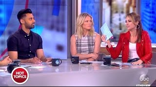 Steve Harvey - Just An A**Hole Or Does He Have A Point - The View
