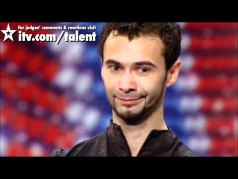 AMAZING MATRIX PERFORMENCE!!!! Britain's Got Talent 2011