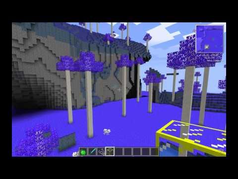 Minecraft - Обзор модов #5 (РАЙ)