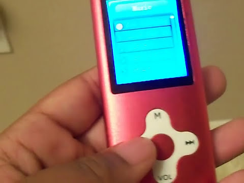 Eclipse 180 MP3 Player Review