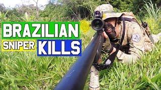Airsoft   Sniper   Brazilian Kills   FN SPR A5M