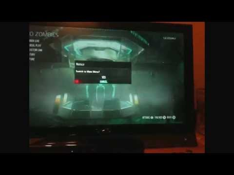 Advanced Warfare Exo Zombies Sign in Problems Possible Fix