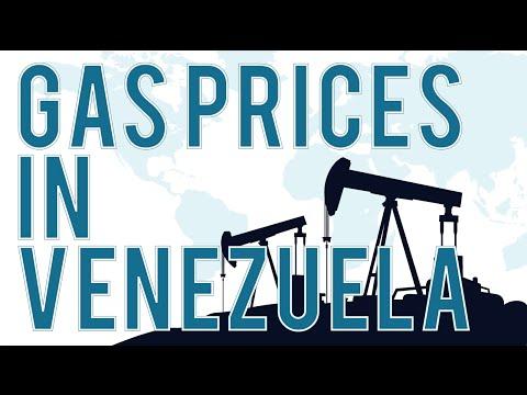 Gas Prices in Venezuela