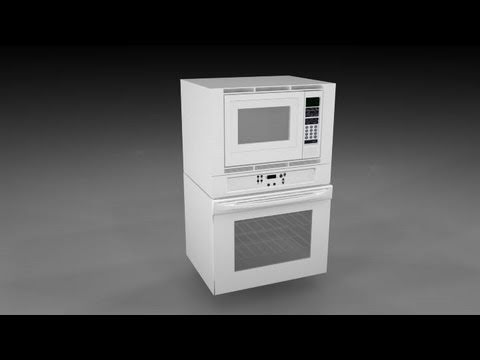 Oven/Microwave Combo Model Number Identification