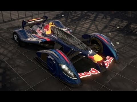 Red Bull X1 prototype revealed