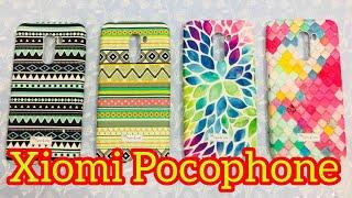 Phone Case Xiomi Pocophone F1 ~ 4 Pcs