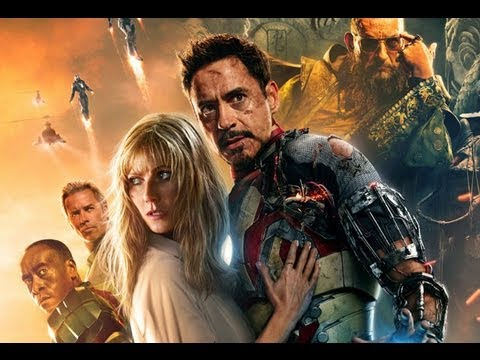 AMC Movie Talk - IRON MAN 3 Review. Joss Whedon Talks AVENGERS 2 Details