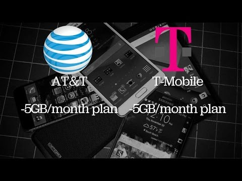 T-Mobile vs. AT&T: Which rollover data plan is right for you?
