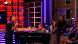 Marco Borsato en dochter Jada - Samen Voor Altijd (bij RTL Late Night)