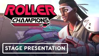 Roller Champions Full Reveal Presentation – E3 2019