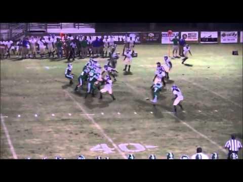 #5 Reed Fosberry Bishop England High School Football Class of 2014