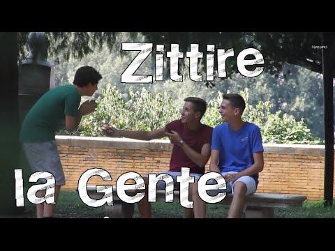 Zittire la Gente - [Candid Camera] - Divergents #16