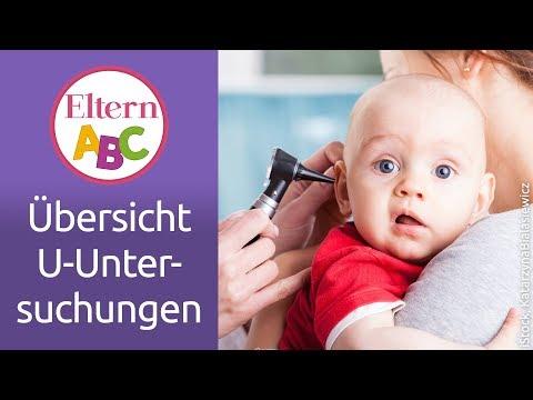 U-Untersuchungen: Welche gibt es? | Baby | Eltern ABC | ELTERN