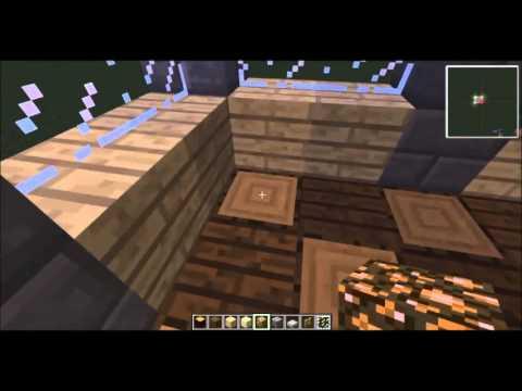 Minecraft Jak rychle postavit pěkný dům