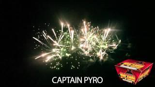 CAPTAIN PYRO- FIREWORKS