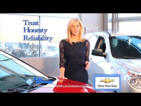 Lee Johnson Auto Family Chevrolet - YouTube