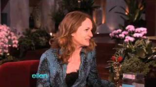 Oscar Winner Melissa Leo Explains Her Swearing