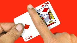 10 Magic Tricks With Cards