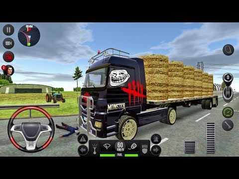 Truck Simulator 2018 Europe #13 - Truck Games Android gameplay #truckgames