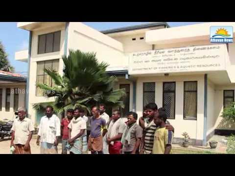 16 Indian fishermen arrested in Jaffna