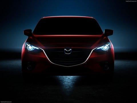 New Mazda3 2013 - обзор