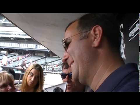 Chicago White Sox general manager Rick Hahn talks about Jose Abreu and the draft