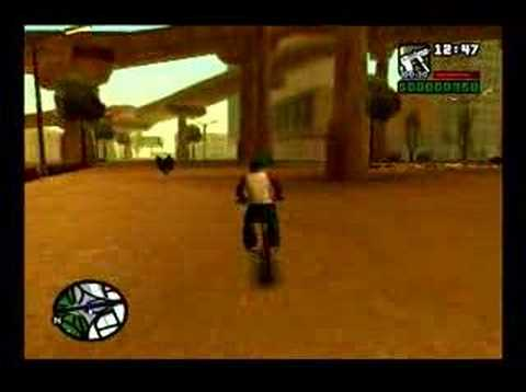 Grand Theft Auto -- San Andreas: Sweet & Kendl Mission